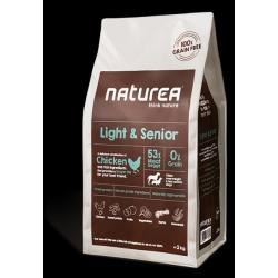 Naturea Grain Free Light& Senior 12KG