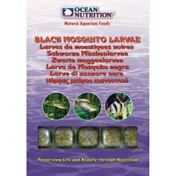 Ocean Nutrition Black Mosquito Larvae - 1261