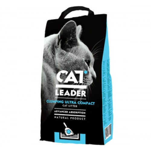 Cat Leader Clumping Αρωματικό 10kg