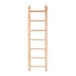 Ξύλινη σκάλα για κλουβί 25cm
