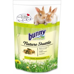 Τροφή Για Κουνέλι Bunny Nature Green Dream Shuttle 600gr