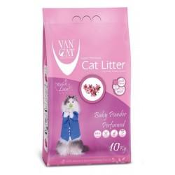 Van Cat Baby Powder Clumping 10kg