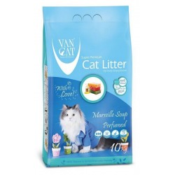 Van Cat Marseille Soap Clumping 10kg
