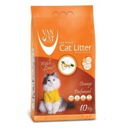 Van Cat Orange  Clumping 10kg