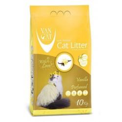 Van Cat Vanilia Clumping 10kg