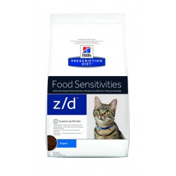 Hill's Prescription Diet z/d Food Sensitivities Tροφή Για Γάτες 2kg