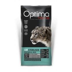 Optima Nova Cat Adult Chicken-Rice 2kg