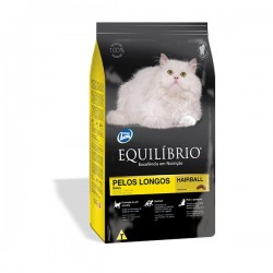 Equilibrio Adult Cats Long Hair 3kg