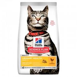 Hill's Science Plan Adult Urinary Τροφή Για Γάτες Με Κοτόπουλο 3kg