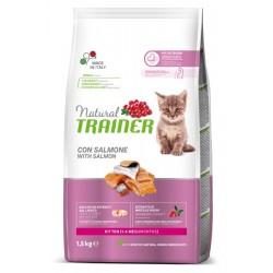 Trainer Natural Kitten Salmon 1.5kg