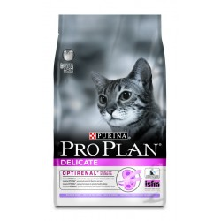 Pro Plan Delicate Cat Γαλοπούλα 3kg