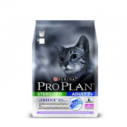Pro Plan Sterilised 7+ Cat Γαλοπούλα 3kg