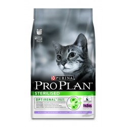 Pro Plan Sterilised Cat Γαλοπούλα 3kg