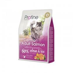 Profine Adult Cat Derma Salmon & Rice 2kg