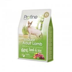 Profine Adult Cat Indoor Lamb & Rice 2kg