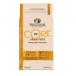 Wellness Core Sterilised Chicken & Turkey 1.75kg