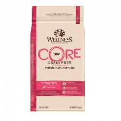 Wellness Core Sterilised Salmon 1.75kg