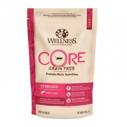 Wellness Core Sterilised Salmon 300gr