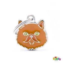 Ταυτότητα Cats Περσίας Κόκκινη