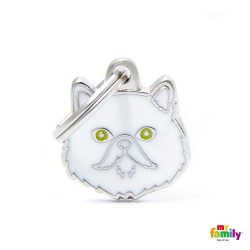 Ταυτότητα Cats Περσίας Λευκή