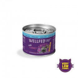 Wellfed Intenstinal Care Sterilized-Turkey 200gr