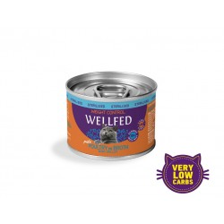 Wellfed Weight Control Poultry with Millet 200gr