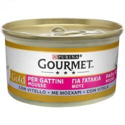 Purina Gourmet Gold Mousse Kitten 85g