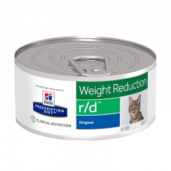 Hill's Prescription Diet r/d Weight Reduction Tροφή Για Γάτες 156gr