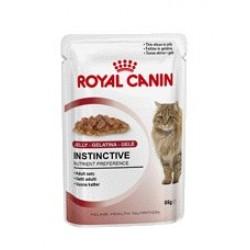 Royal Canin Instinctive Jelly Pouch 85gr