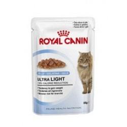 Royal Canin Ultra Light Jelly Pouch 85gr