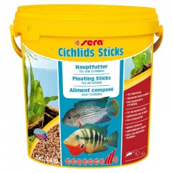 Sera Cichlid Sticks 10000ml
