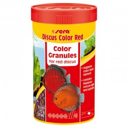 Sera Discus Color Red 250ml