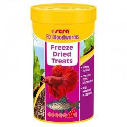 Sera Fd-Bloodworms 250ml