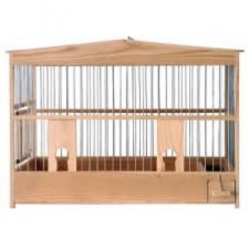 Ξύλινα Κλουβιά