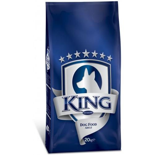 King Regular Dog Food 20kg