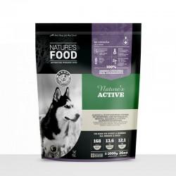 Nature's Food Active σε Μπιφτέκια 1kg