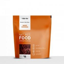 Nature's Food Beef Dinner σε Κιμά-Εκτροφική Συσκευασία-1kg