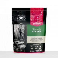 Nature's Food Simple σε Μπιφτέκια 1kg