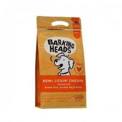 Barking Heads Bowl Lickin Chicken 12Kg