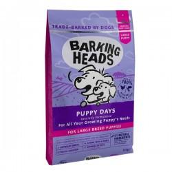 Barking Heads Puppy Days Large Breeds 12kg