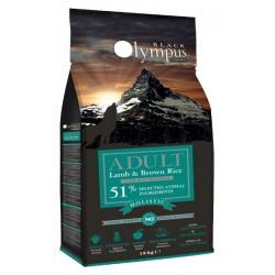 Black Olympus Adult Lamp And Brown Rice 12kg-2kg Δώρο