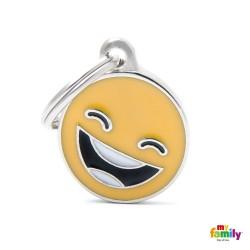 Ταυτότητα Charms Φατσούλα Χαμογελαστή