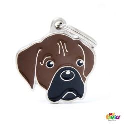 Ταυτότητα Dogs Boxer