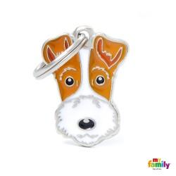 Ταυτότητα Dogs Fox Terrier