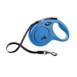Flexi Classic Ιμάντας. M 5m-25kg Μπλε