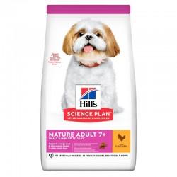 Hill's Science Plan Mature Small-Mini Τροφή Για Σκύλους Με Κοτόπουλο 3kg