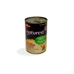 Naturest Glutein Free With Chicken And Salmon 400gr