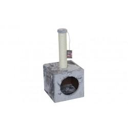 Ονυχοδρόμιο Cube Cat Tree 31cm-31cm-67cm