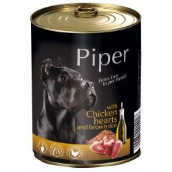 Piper Adult Κοτόπουλο-Καστανό ρύζι 800gr