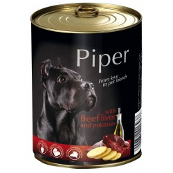 Piper Adult Συκώτι Βοδινού και Πατάτα 800gr